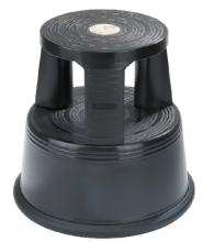 , Opstapkruk Desq 42cm kunststof zwart