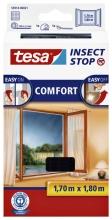 , Insectenhor Tesa 55914 voor raam 1,7x1,8m zwart
