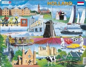 Larsen puzzel - Holland toeristisch - KH10