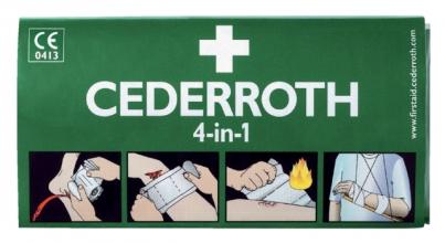 , Bloedstopper Cederroth verband groot