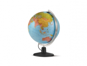 Dag & Nacht geographical globe