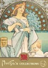 Mucha, Alphonse Bildkalender Alphonse Mucha 2016
