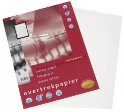 , Interieur Multo overtrekpapier A4 23-rings 50vel