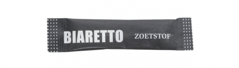 , Zoetstofstick Biaretto 0,5gram 500 stuks