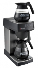 , Koffiezetapparaat Bravilor Novo inclusief glazen kan