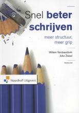 Joke Zwaal Willem Verdaasdonk, Snel beter schrijven