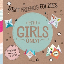 Hetty Van Aar For Girls Only! Best Friends Foldies
