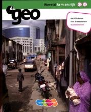 J.H.  Bulthuis, J.H.A.  Padmos De Geo Wereld arm en rijk havo tweede fase studieboek