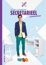 Joyce Houtepen , Secretarieel vmbo Leerwerkboek