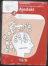 TR2 tekstproducties Ajodakt Hoofdrekenen Delen t/m 100 en hoger 5ex gr 5-6 Werkboek
