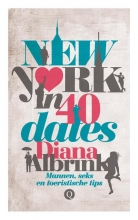 Diana  Albrink New York in 40 dates