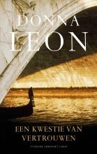 Donna  Leon Een kwestie van vertrouwen