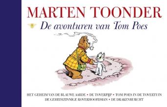 Marten  Toonder Alle verhalen van Olivier B. Bommel en Tom Poes 1 : De avonturen van Tom Poes