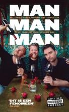 Chris Bergström Domien Verschuuren  Bas Louissen, Man man man, het boek