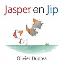 Olivier Dunrea , Jasper en Jip