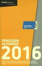 Ewald de Voogd van de Straten , Elsevier pensioen almanak 2016