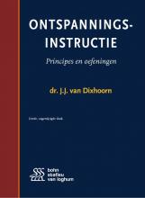 J.J. van Dixhoorn , Ontspanningsinstructie