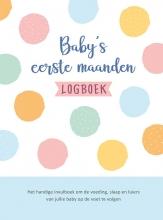 Baby`s eerste maanden logboek