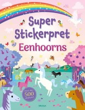 , Super Stickerpret-Eenhoorns