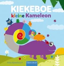 Anita Bijsterbosch , Kiekeboe, kleine kameleon