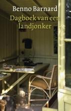 Benno  Barnard Dagboek van een landjonker