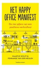 Fennande van der Meulen Maartje Wolff-Jansen, Het Happy Office manifest
