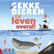 Anja Vereijken , Gekke dieren, ze leven overal!