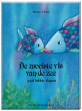 Marcus Pfister , De mooiste vis van de zee gaat lekker slapen