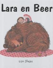 Lisa  Stubbs Lara en beer