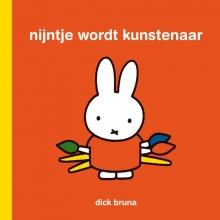 Bruna, Dick Nijntje wordt kunstenaar