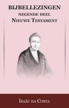 Isaac da Costa, Johan  Schimsheimer Nieuwe Testament De brieven aan de Romeinen en de Korinthiers
