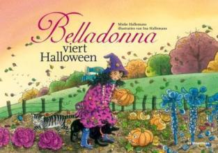 Mieke  Hallemans Belladonna viert Halloween