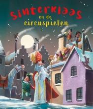 Eric  Bouwens Sinterklaas en de circuspieten