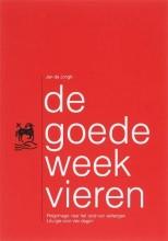 J. de Jongh , De goede week vieren