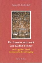 O. Prokofieff , Het karma-onderzoek van Rudolf Steiner en de opgaven van de Antroposofische Vereniging