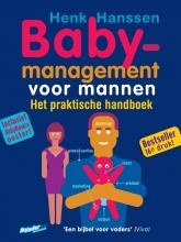 Henk  Hanssen Baby-management voor mannen
