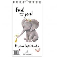 , God houdt van jou! Verjaardagskalender