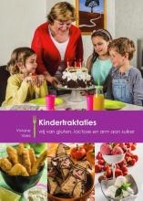 Viviane Vaes , Kindertraktaties vrij van gluten, lactose en arm aan suiker