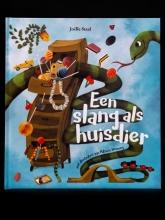 Joelle Staal , Een slang als huisdier