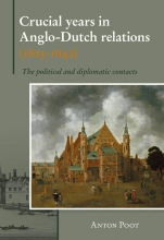 Anton Poot , Crucial years in Anglo-Dutch relations (1625-1642)