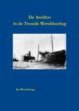 Jos Rozenburg , De Antillen in de tweede wereldoorlog
