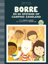 Jeroen  Aalbers Borre en de opstand op camping Zandland