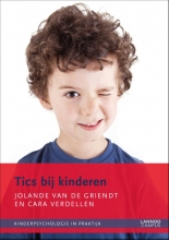 Cara Verdellen Jolande van de Griendt, Tics bij kinderen