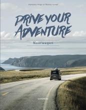 Thomas Corbet Clémence Polge, Drive your adventure - Noorwegen