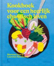 Laurence Roothooft Martena Duss, Kookboek voor een heerlijk chaotisch leven