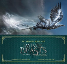 Dermot Power , Fantastic Beasts and where to find them