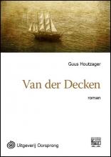 Guus  Houtzager Van der Decken - grote letter uitgave