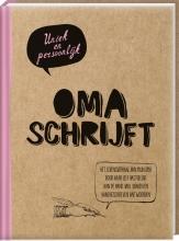 Invulboek  / Oma schrijft