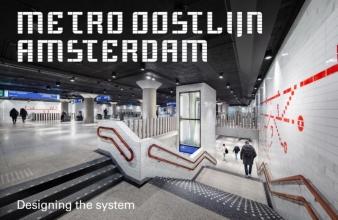 Maarten Lever Maarten van Bremen  Jeroen van Erp, Metro Oostlijn Amsterdam