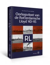 Frans Luidinga Nico Guns, Oorlogsvloot van De Rotterdamsche Lloyd '40-'45